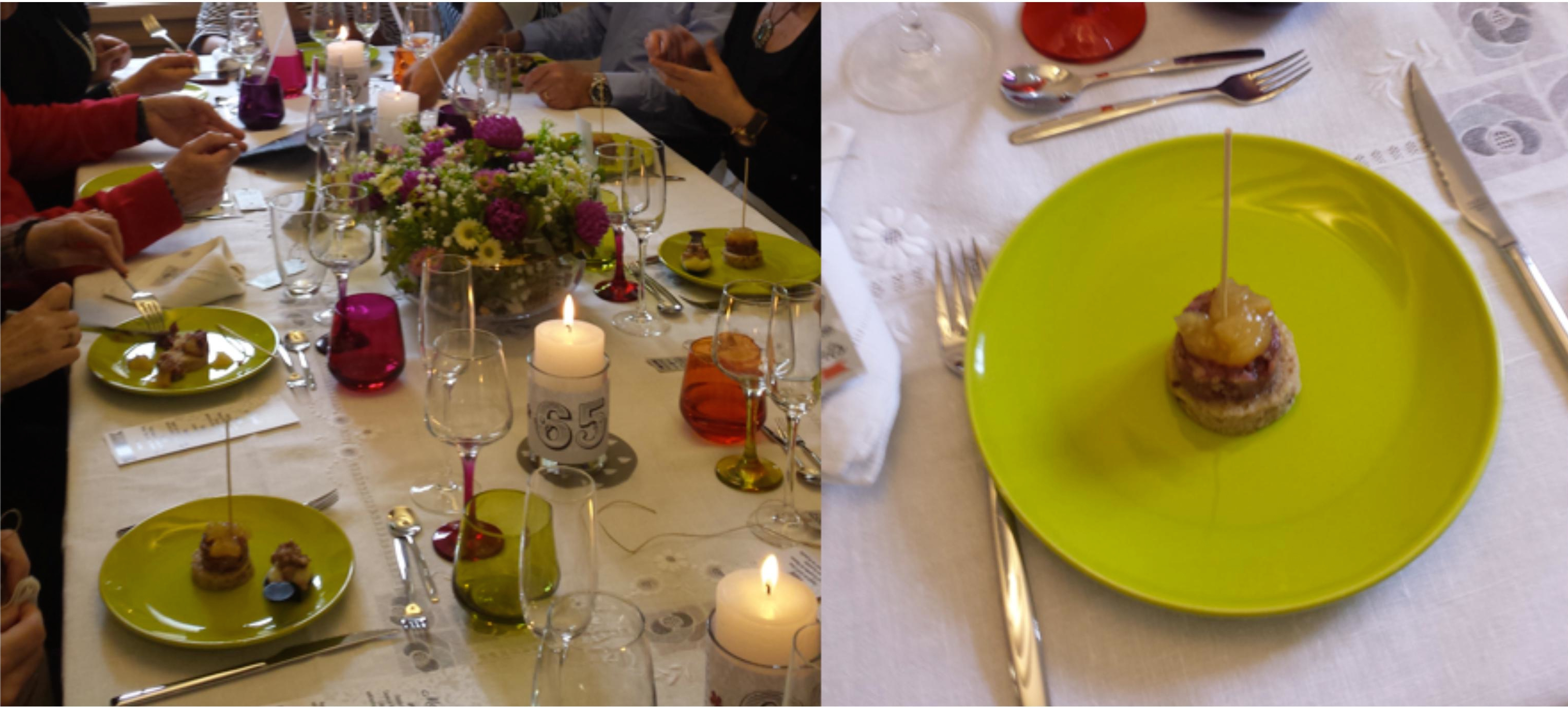 cena a domicilio
