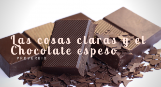 chocolate espeso