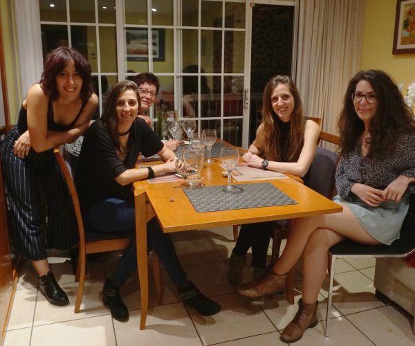 cena amigas