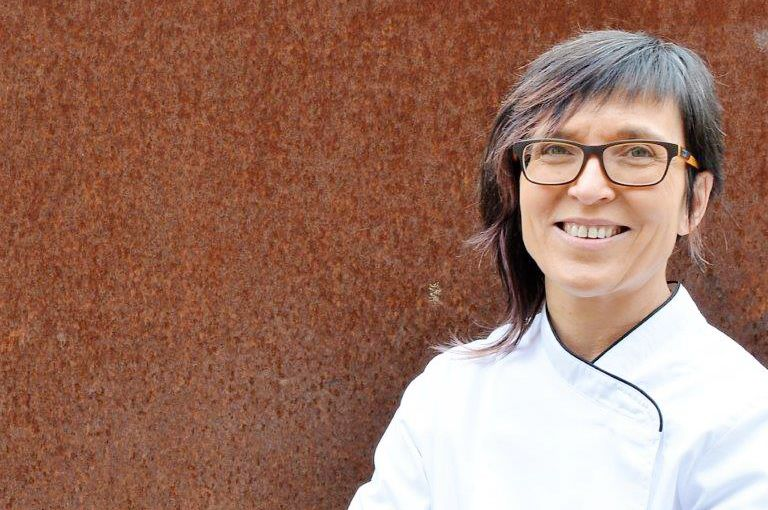 Montse Tapia chef profesional