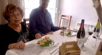 cena regalo padres